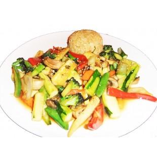 DINNER VEGETABLE
