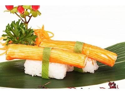 CRAB STICK (Nigiri or Sashimi)