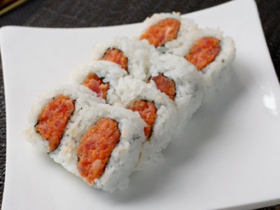 SPICY YELLOW TAIL ROLL