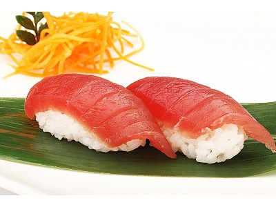 TUNA (Nigiri or Sashimi)