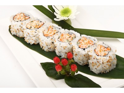 CRUNCH CRAB ROLL